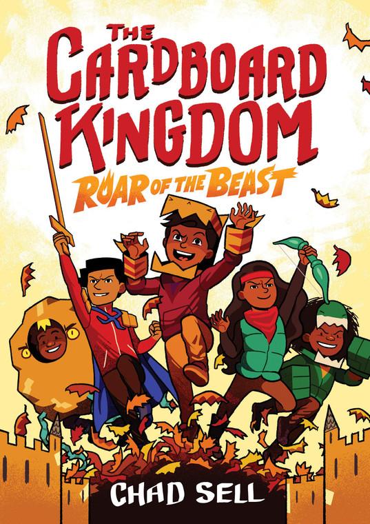 CARDBOARD KINGDOM GN VOL 02 ROAR OF BEAST