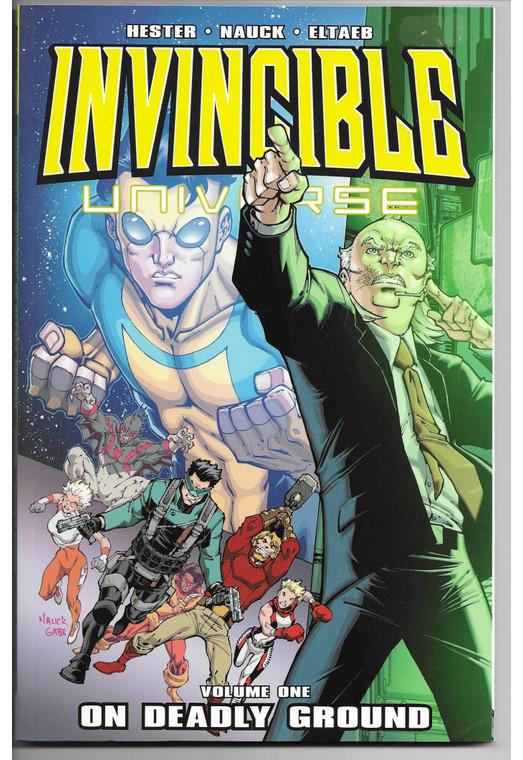 INVINCIBLE UNIVERSE TP VOL 01