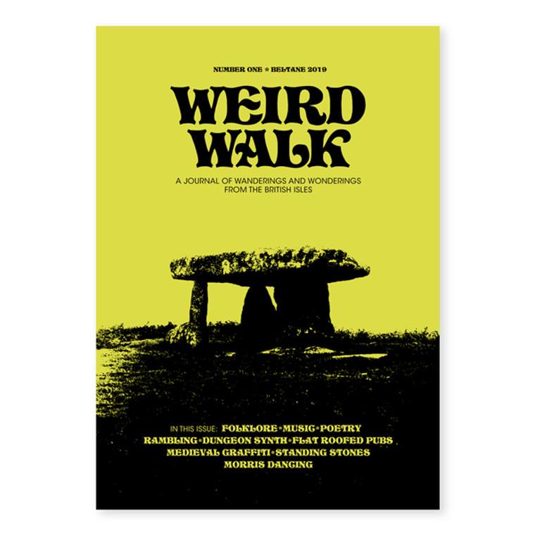 WEIRD WALK ISSUE 01