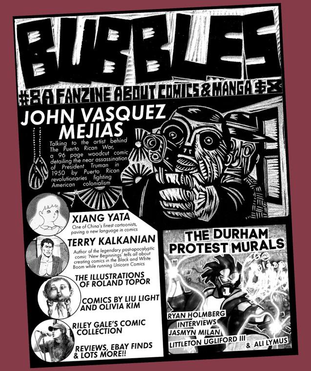 BUBBLES ZINE VOL 08