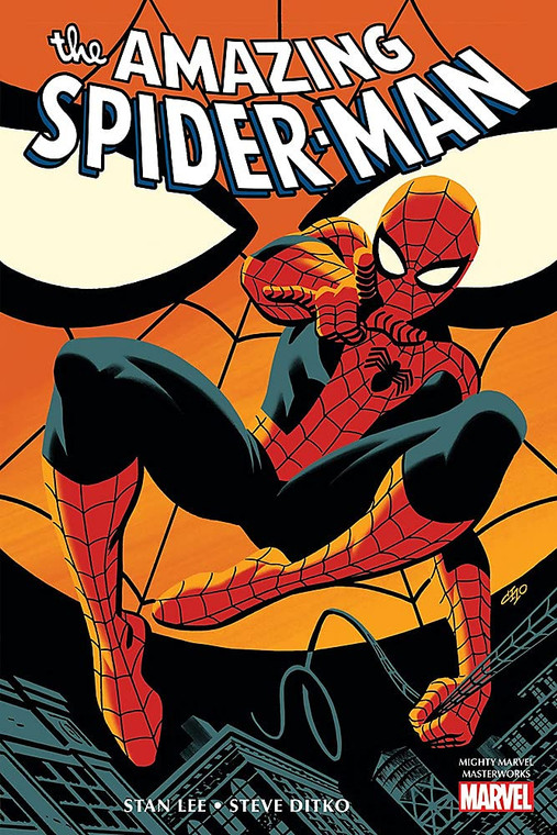 MIGHTY MMW AMAZING SPIDER-MAN TP VOL 01 CHO COVER