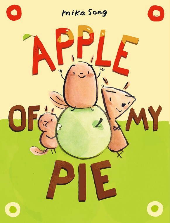 NORMA AND BELLYGN VOL 02 APPLE OF MY PIE