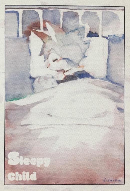 SLEEPY CHILD SC