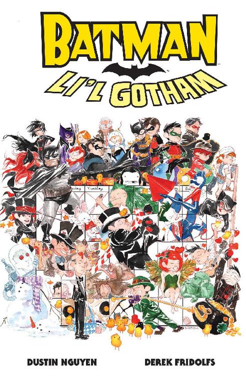 BATMAN A LOT OF LIL GOTHAM TP