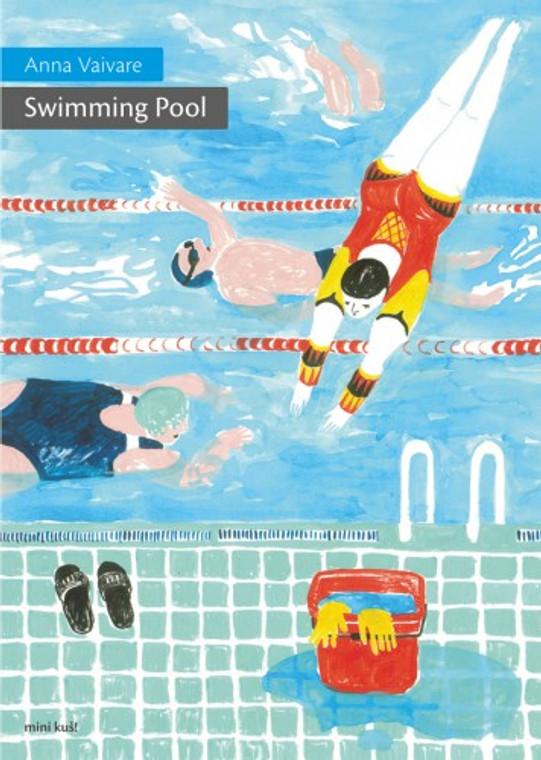 MINI KUS ISSUE 24 SWIMMING POOL
