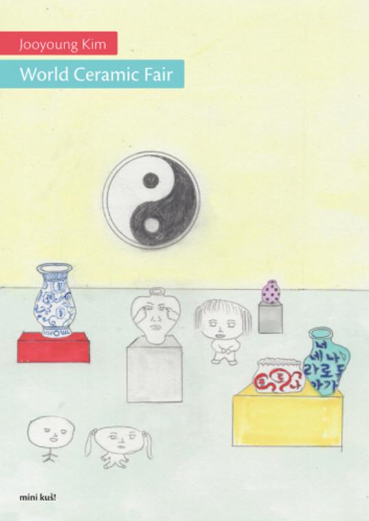 MINI KUS ISSUE 98 WORLD CERAMIC FAIR