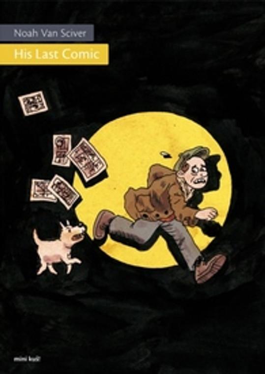 MINI KUS ISSUE 60 HIS LAST COMIC