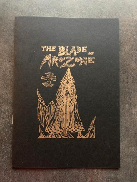 BLADE OF AROZONE ISSUE 01