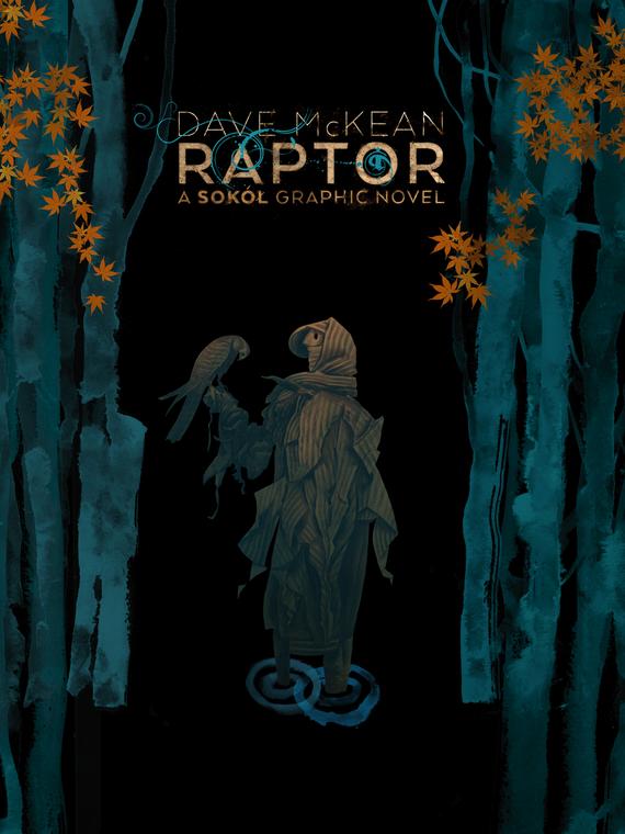 PRE-ORDER: RAPTOR A SOKOL GRAPHIC NOVEL GN BOOKPLATE EDITION