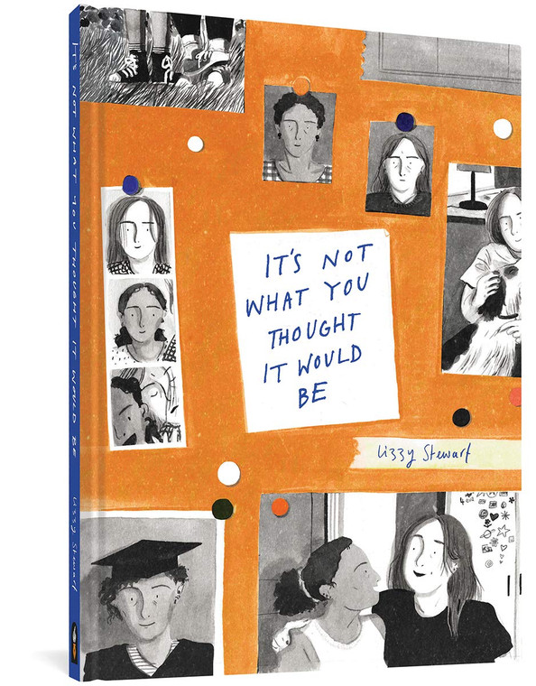 ITS NOT WHAT YOU THOUGHT IT WOULD BE HC BOOKPLATE ED