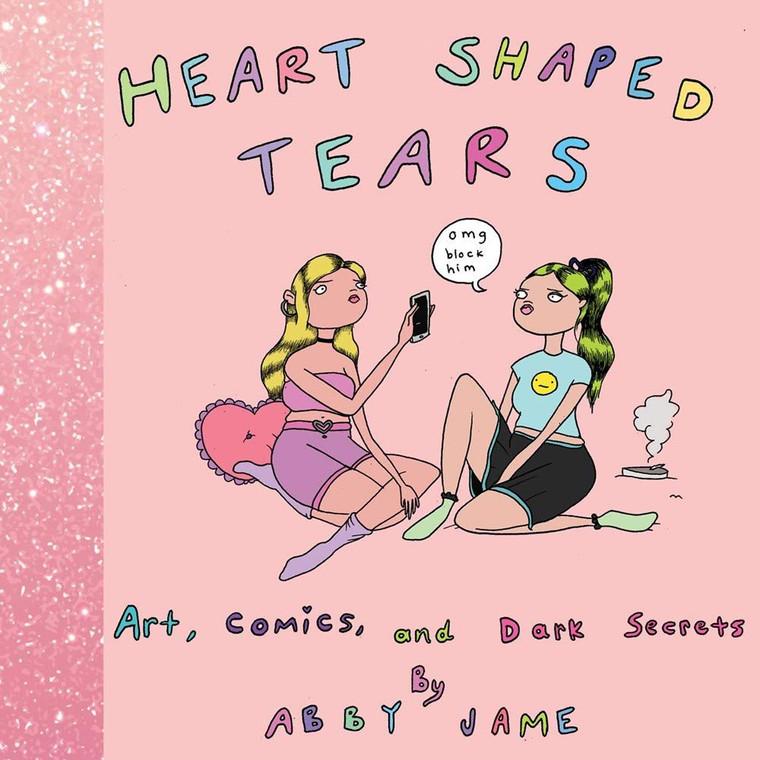 HEART SHAPED TEARS HC