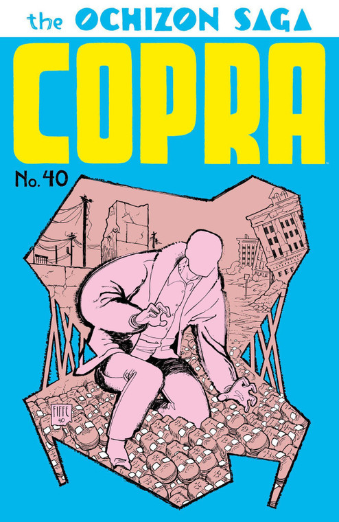 COPRA ISSUE 40