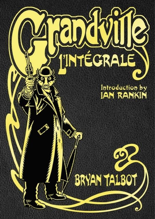 GRANDVILLE L'INTEGRALE HC BOOKPLATE EDITION
