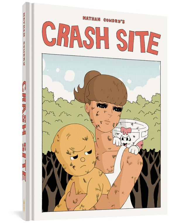 CRASH SITE HC SIGNED ED