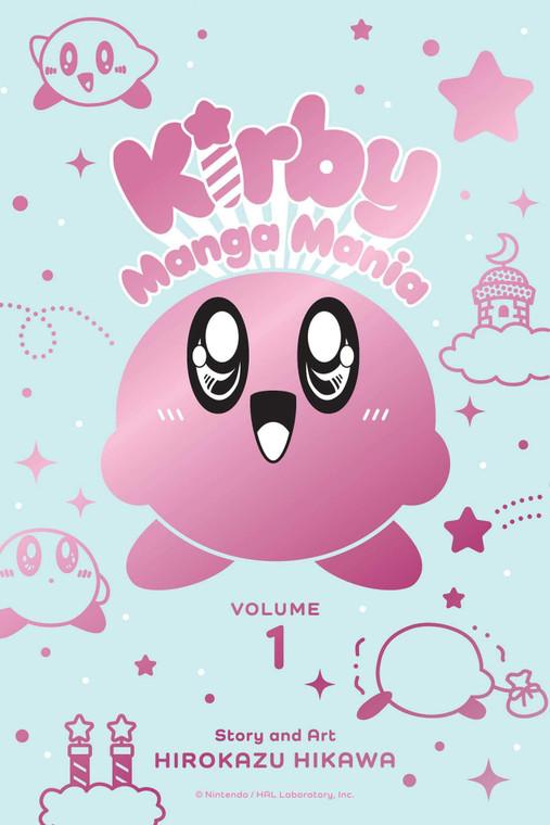 KIRBY MANGA MANIA VOL 01