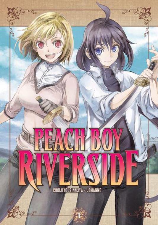 PEACH BOY RIVERSIDE VOL 01