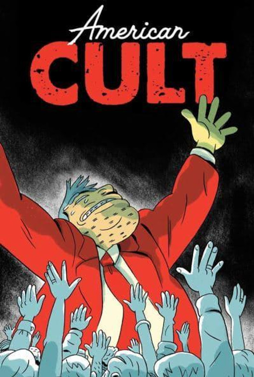 AMERICAN CULT GRAPHIC HIST OF RELIGIOUS CULTS GN