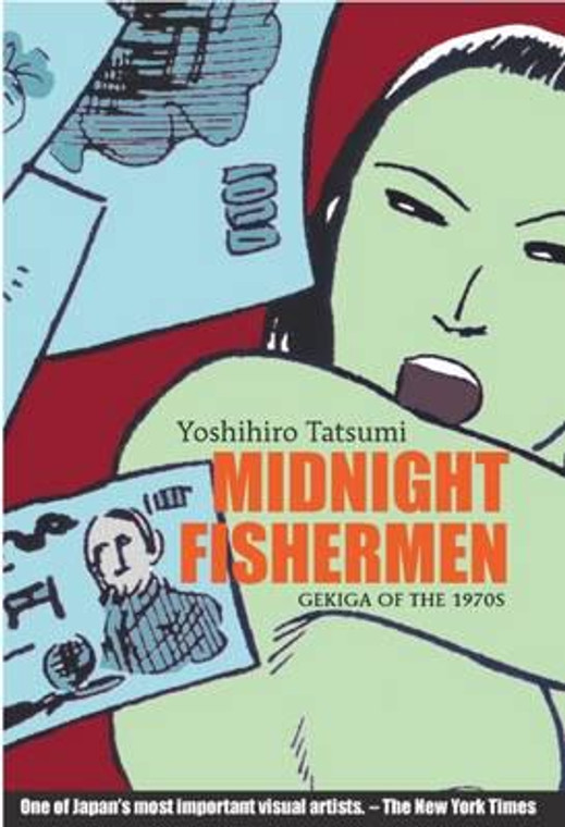 RECYCLED - MIDNIGHT FISHERMEN GN