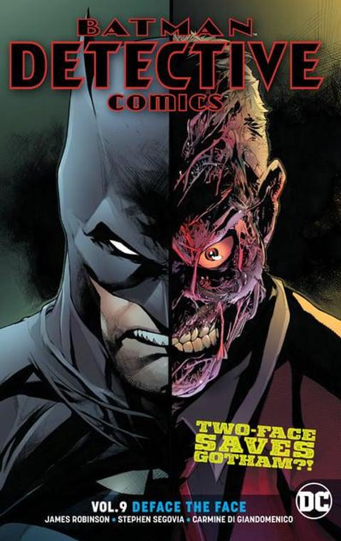 BATMAN DETECTIVE TP VOL 09 (REBIRTH)