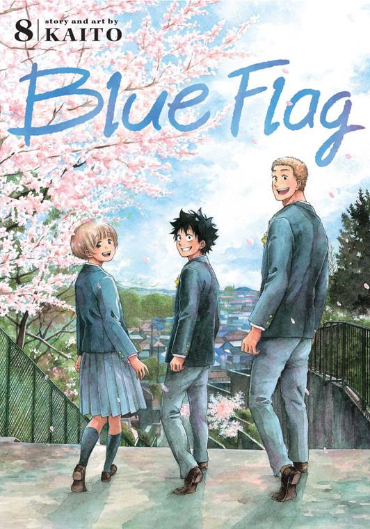 BLUE FLAG VOL 08
