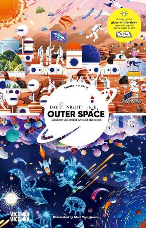 DAY & NIGHT OUTER SPACE HC