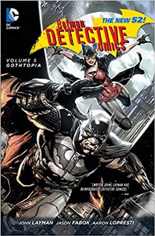 RECYCLED - BATMAN DETECTIVE COMICS (NEW 52) TP 05
