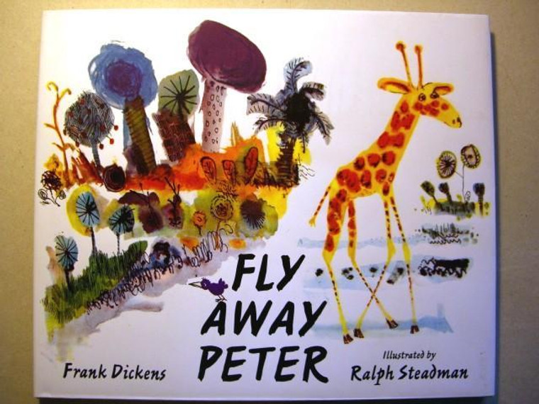 RECYCLED - FLY AWAY PETER HC