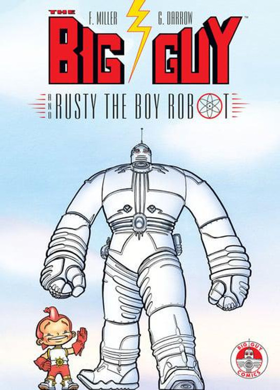 RECYCLED - BIG GUY AND RUST THE BOY ROBOT SC