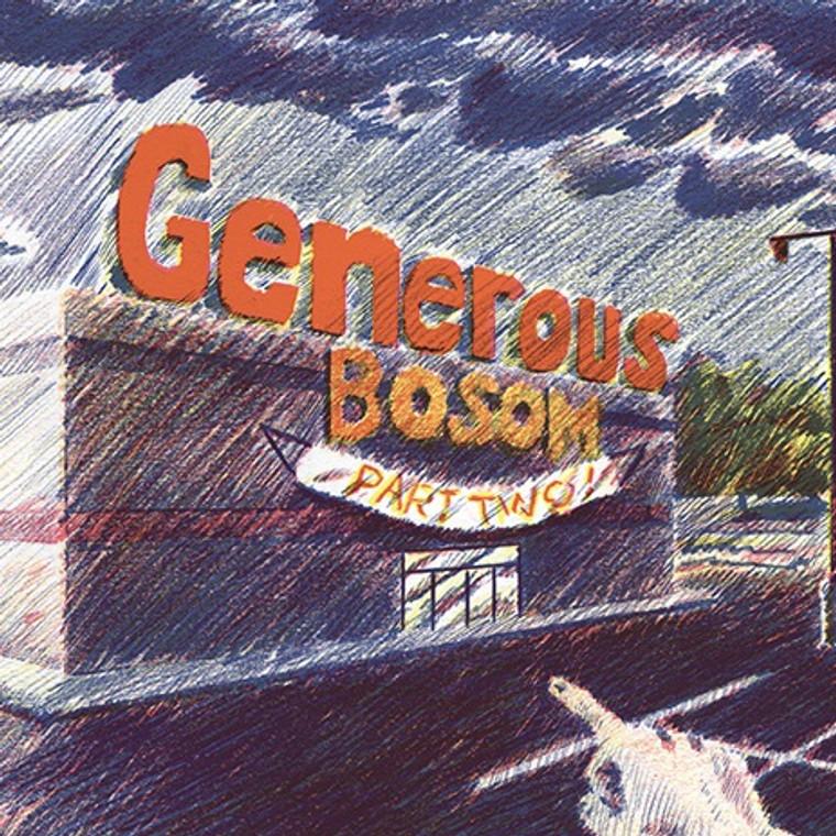 GENEROUS BOSOM 2