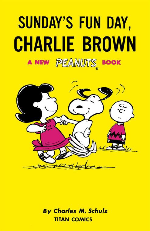 SUNDAYS FUNDAY CHARLIE BROWN SC