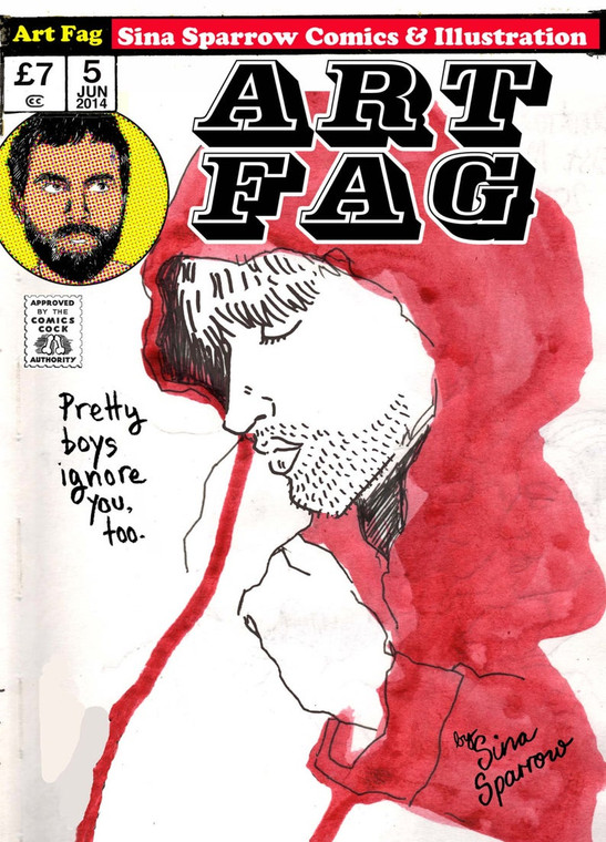 ART FAG ISSUE 05