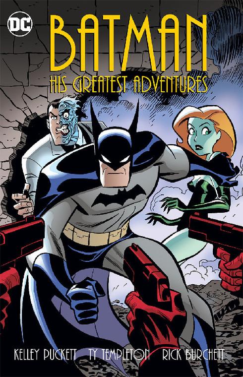BATMAN GREATEST ADVENTURES TP