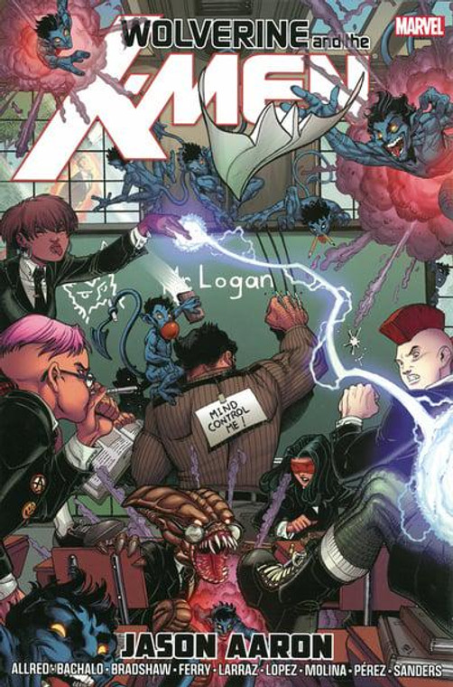 RECYCLED - WOLVERINE AND THE X-MEN OMNIBUS HC