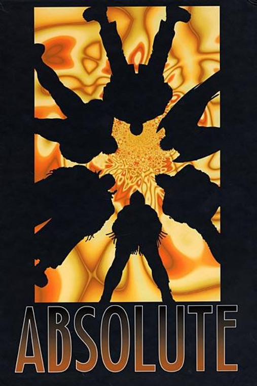 RECYCLED - ABSOLUTE AUTHORITY MILLAR VOL 02