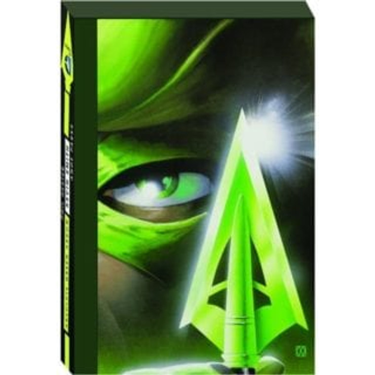 RECYCLED - ABSOLUTE GREEN ARROW BY KEVIN SMITH