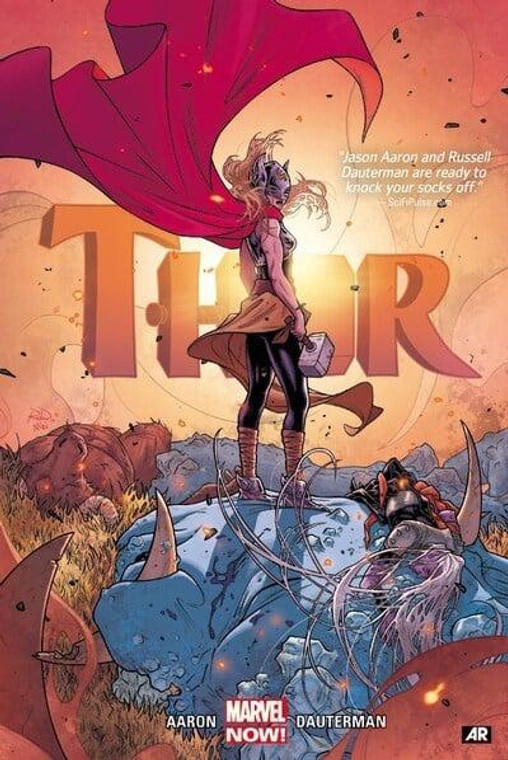 RECYCLED - THOR BY AARON HC VOL 01