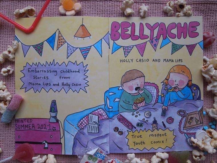 BELLYACHE ZINE