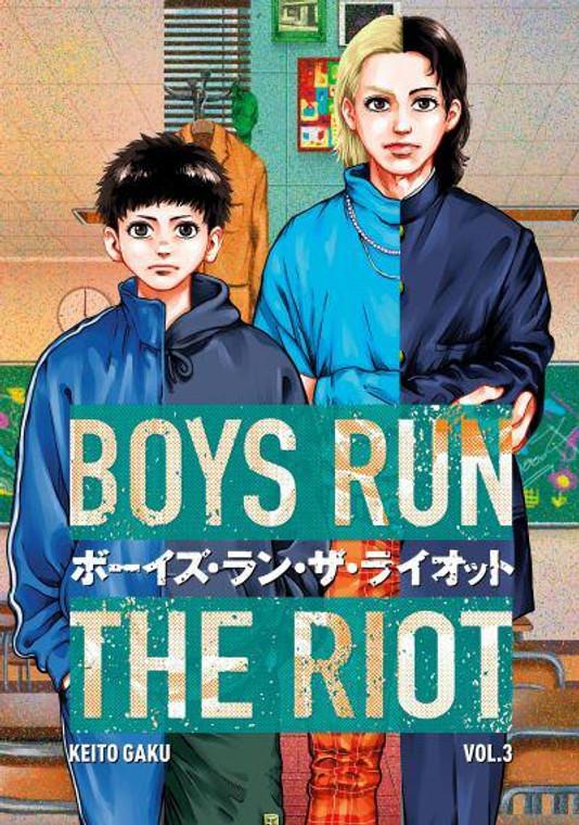 BOYS RUN THE RIOT VOL 03