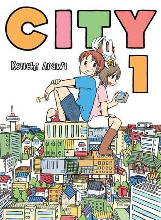 CITY VOL 01