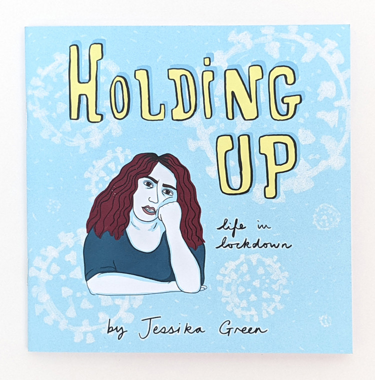 HOLDING UP