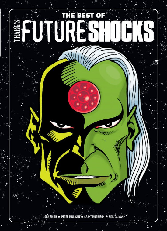 BEST OF THARGS FUTURE SHOCKS TP