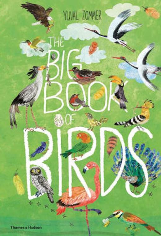 BIG BOOK OF BIRDS HC