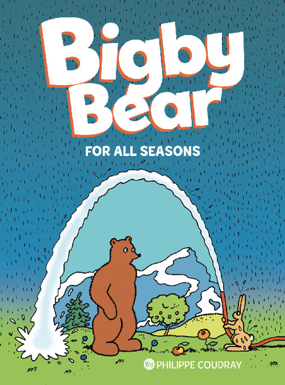 RECYCLED - BIGBY BEAR FOR ALL SEASONS HC