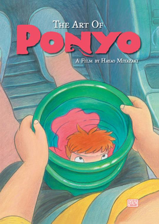 ART OF PONYO HC