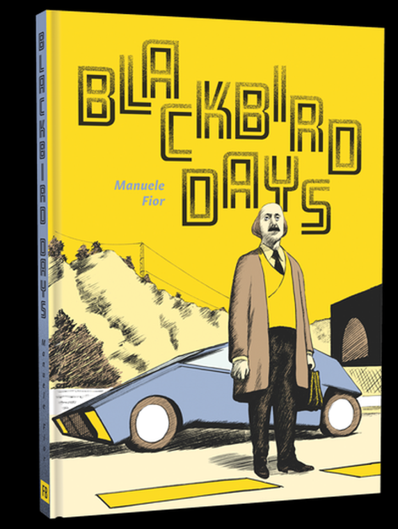 BLACKBIRD DAYS HC
