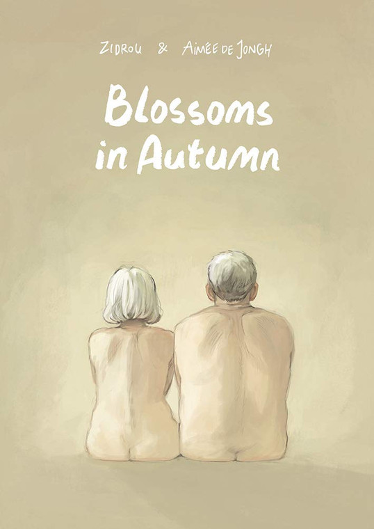BLOSSOMS IN AUTUMN HC