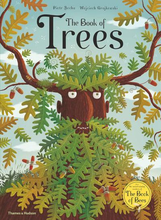 BOOK OF TREES HC