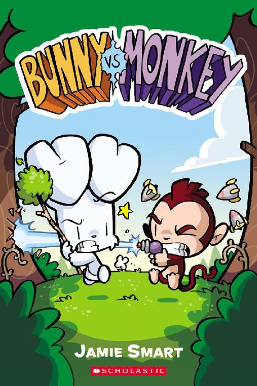 BUNNY VS MONKEY VOL 01 SC