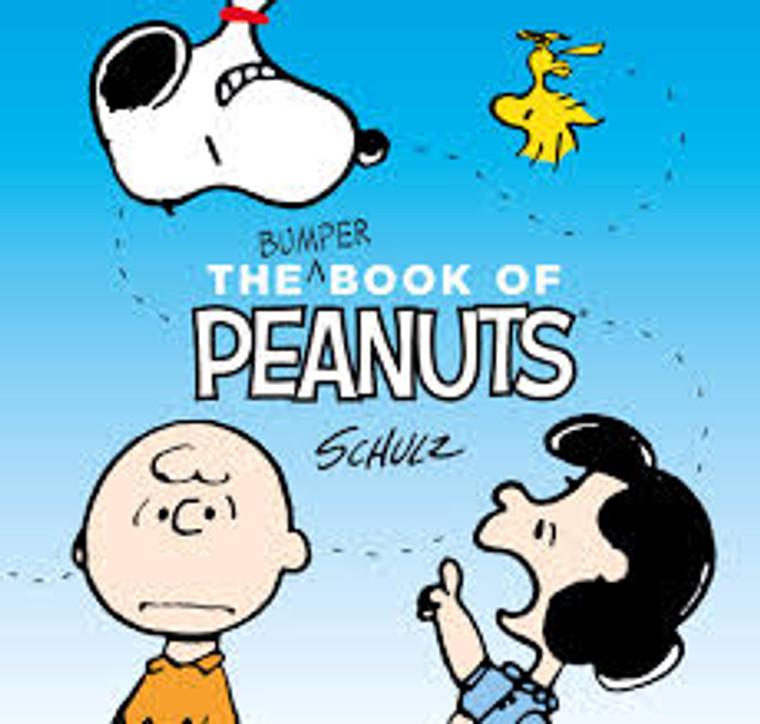 BUMPER BOOK OF PEANUTS SC