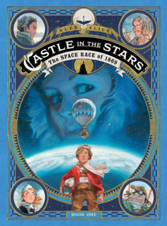 CASTLE IN THE STARS VOL 01 HC